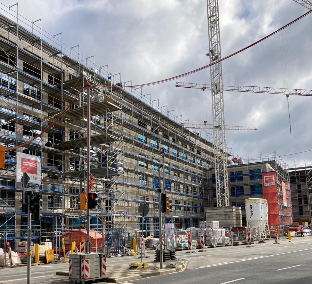 Fenstereinbau Freigeist Hotel Sartorius Quartier Göttingen Weender Landstraße